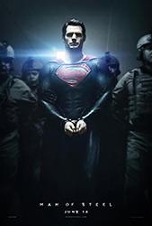 Man of Steel, movie poster