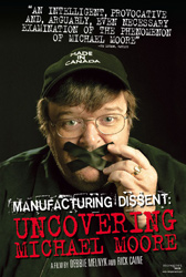Manufacturing Dissent, movie poster