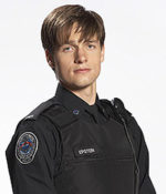 Gregory Smith, Rookie Blue, actor,