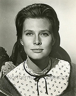 Rosemary Forsyth, actress,