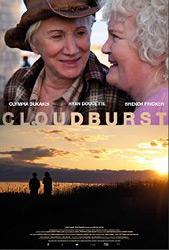 Cloudburst, movie poster