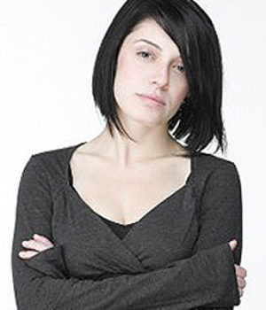 Brittany Scobie, actress,