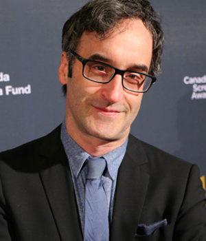 Don McKellar, actor, director, screenwriter,