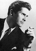 Edmond Hockridge, singer, actor,