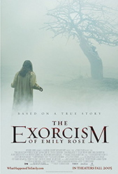 Exorcism Of Emily Rose, movie, poster,