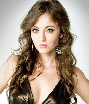 Katherine Isabelle, actress,