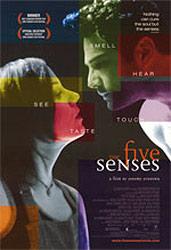The Five Senses, movie, poster,