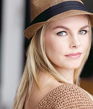 Sarah Jurgens, actress,