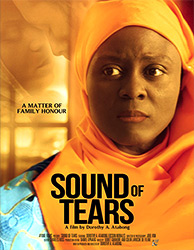 ;Sound of Tears, movie poster;