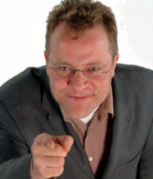 Mike Wilmot, actor,