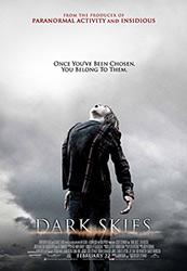 Dark Skies, movie, poster,