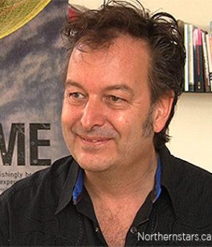 Peter Mettler, director,