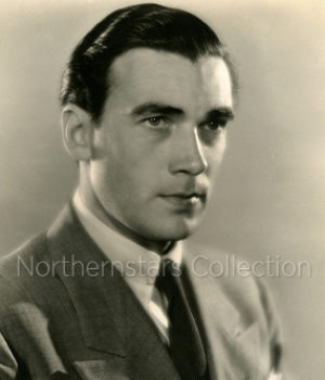 Walter Pidgeon, actor,