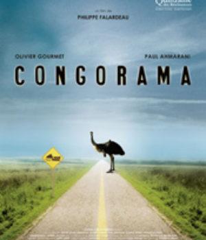 Congorama, movie, poster,