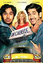 ;Dr. Cabbie, 2014 movie poster;