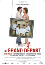 Le Grand Départ, movie poster