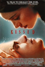 Kissed, movie, poster,