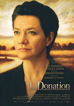 La Donation, movie poster