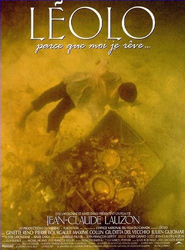 Léolo, movie poster