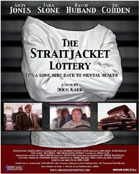 Poster for the 2004 film The Straitjacket Lottery