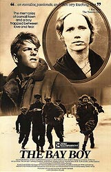 The Bay Boy, movie, poster,