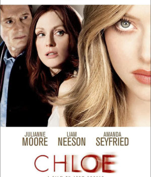 Chloe, movie, poster,