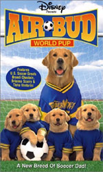 Air Bud, movie, poster,