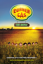 ;Corner Gas: The Movie, 2014 movie poster;