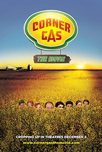 ;Corner Gas: The Movie, 2014 teaser poster;
