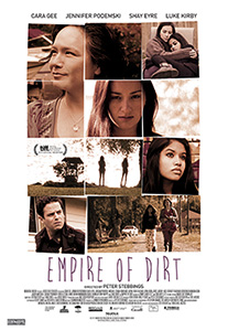 Poster for the 2013 movie Empire of Dirt