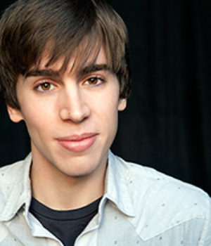 Jordan Gavaris, actor,
