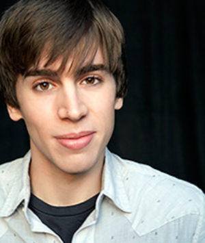 Jordan Gavaris, actor,