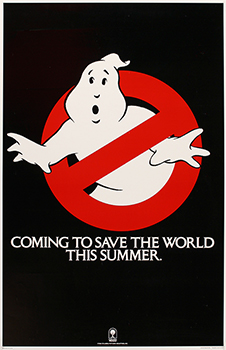;Ghostbusters, teaser poster, Northernstars Collection;