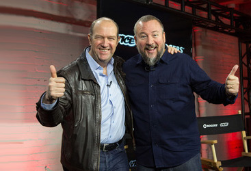 ;Guy Laurence, President and Chief Executive Officer, Rogers and Shane Smith, Founder, VICE Media;