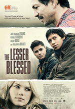 The Lesser Blessed, movie, poster