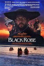 Black Robe, movie poster