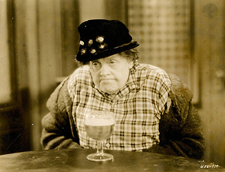 ;Marie Dressler in Anna Christie, a Northernstars Collection image;