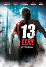 13 Eerie, movie, poster