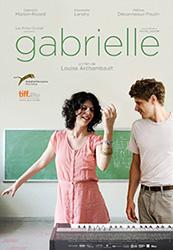 Gabrielle, movie poster