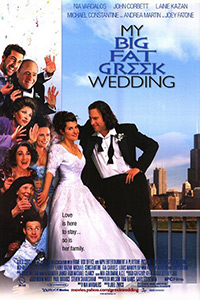 My Big Fat Greek Wedding, movie poster