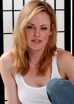 Chandra West, actress,