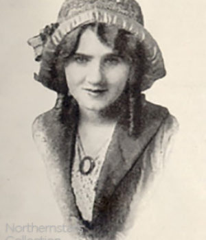 Florence Lawrence, actress,