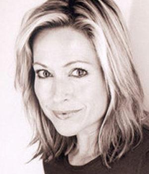 Lori Hallier, actress,