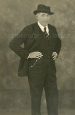 Mack Sennett, actor, director,