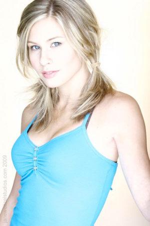 Nicole LaPlaca, actress,