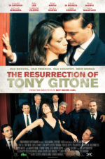 The Resurrection of Tony Gitone, movie poster, film,