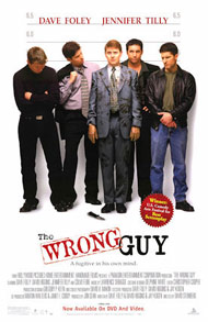 Th Wrong Guy, movie, poster,