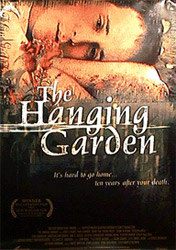 ;The Hanging Garden, movie poster;