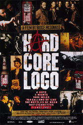 Hard Core Logo, movie poster