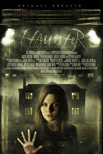 Haunter, movie poster